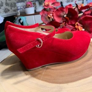 QQ GIRL Wedge Heels (Girls)